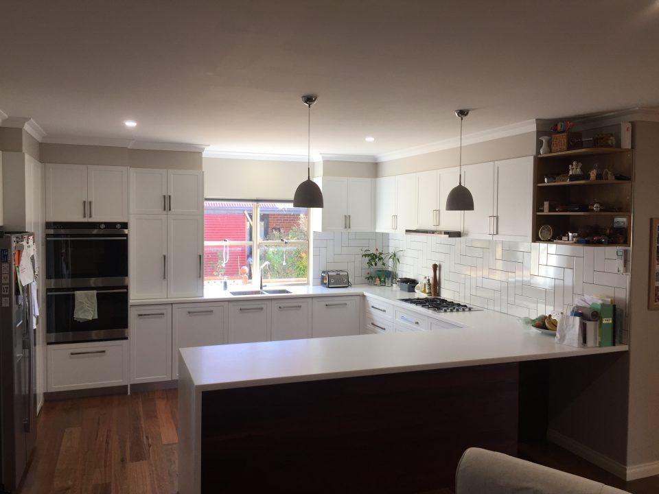 New Kitchen, Old Home - Northam, WA