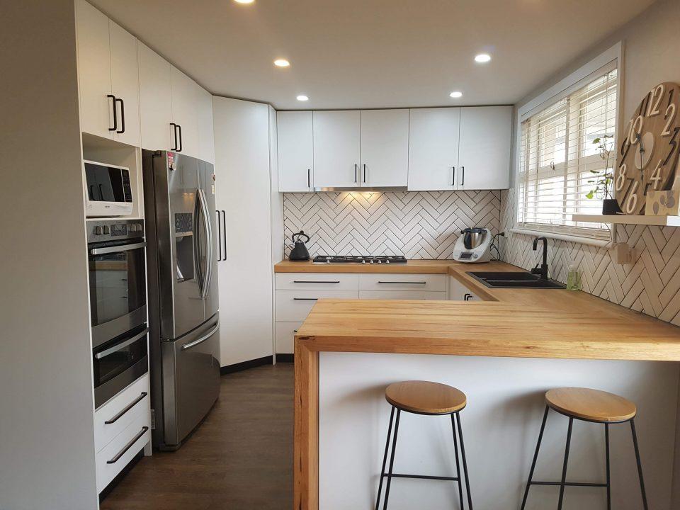 Small Kitchen, Big Style - Northam, WA